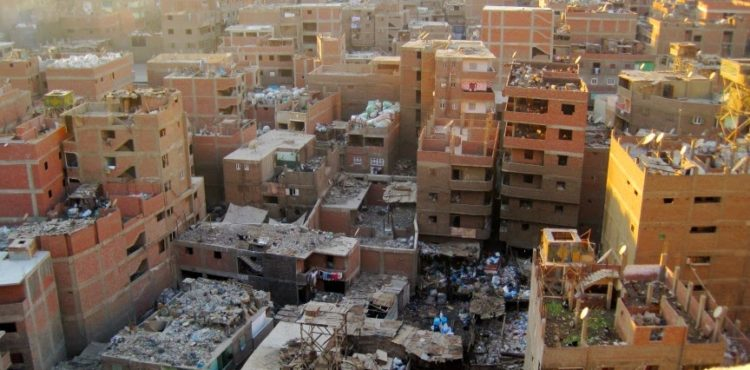 Slum Development Fund to Take on EGP 190.5 M Project in Tal Al Aqareb