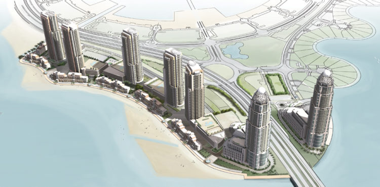 UDC Signs MoU to Sell Pearl-Qatar Tower