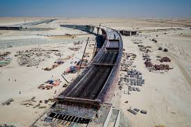 New Abu Dhabi-Dubai Highway worth AED 2.1 B to Open in 2016