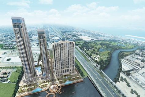 Three Al Habtoor Luxury Hotels to Open by End of Summer