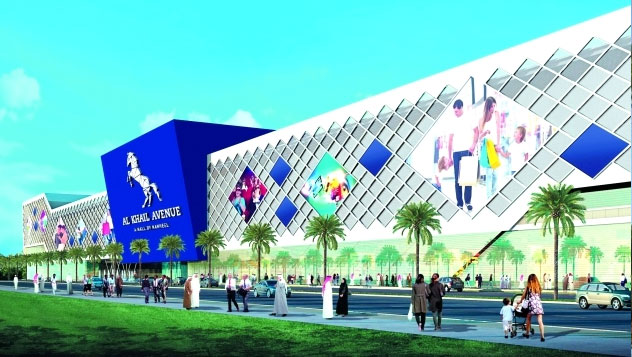 Nakheel Finishes Enabling Work for Al Khail Mall