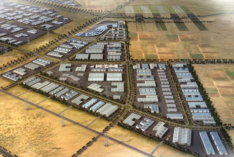 Abu Dhabi Launches Second Phase of Kizad Logistics Park