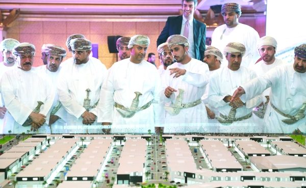 Sandan Signs Agreement with Towell for Light Industries Park in Oman