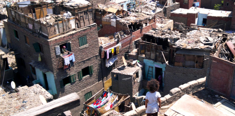 Cairo University to Renovate Three Slum Areas in Giza
