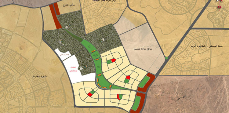 Deadline Extended to Reserve Units at Beit Al-Watan Project