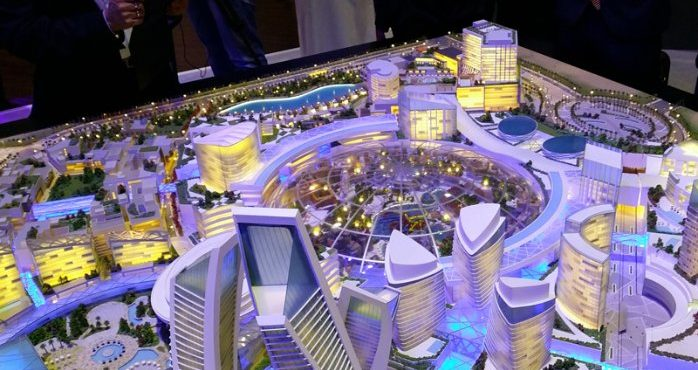 Dubai to Build 6 New Megaprojects