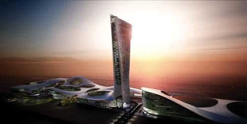Dubai to Build  Giant Conference Center worth AED 1.8B