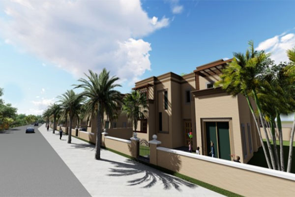 UAE's Green Valley Launches 350 Villas Morocco Project for