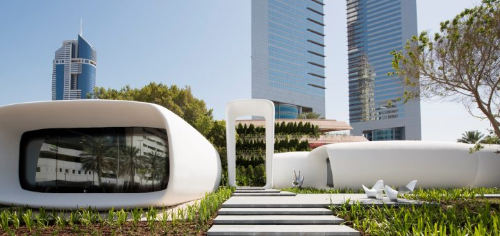 Dubai Develops Regulations to Use 3D Printing in Construction