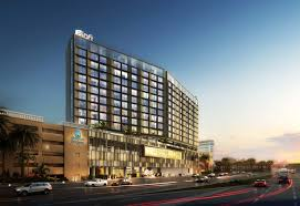 MAF and Starwood Hotel Ink Agreement to Open Aloft Hotel