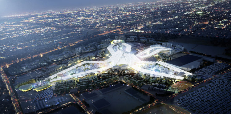 Dubai's Expo 2020 Triggers Boom in Hospitality Sector