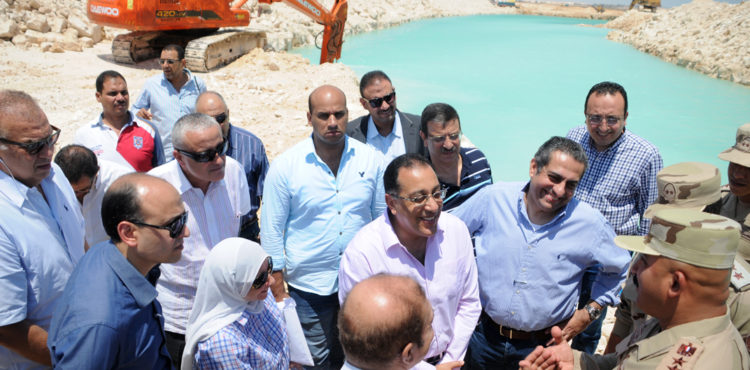 Madbouly Urges Finalization of New Al Alamein Infrastructure and Utilities Work