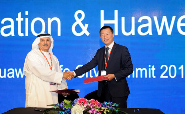 Huawei and Dubai South Ink Agreement for Smart City Collaboration