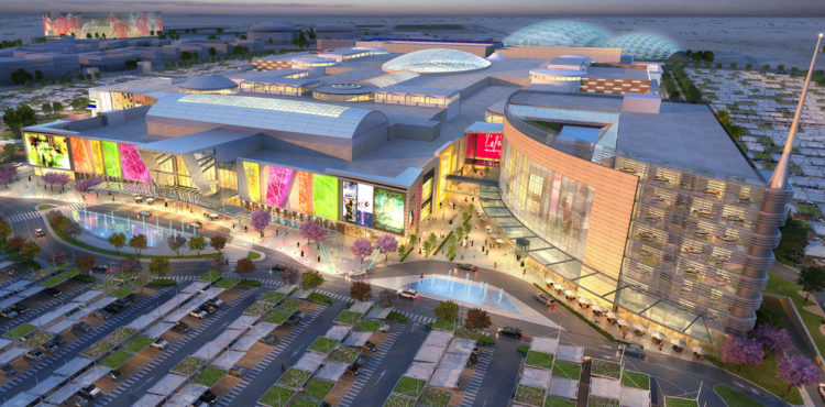 Mall of Qatar Gears Up for Grand Opening in October