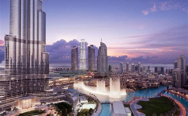 Emaar Awards AED 500 M Opera Grand Tower to Athens-Based Company