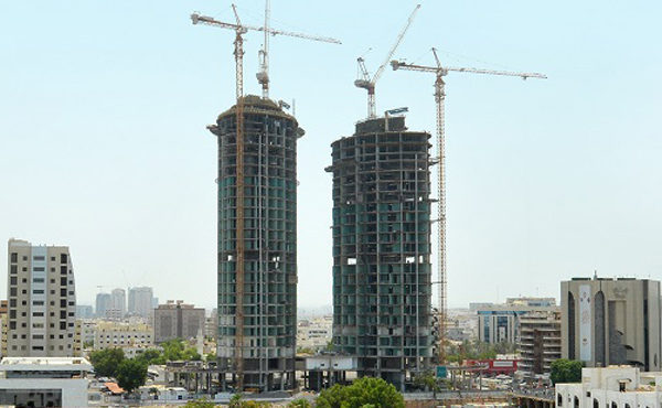 Bayat Plaza Tower 1 Completed in Jeddah
