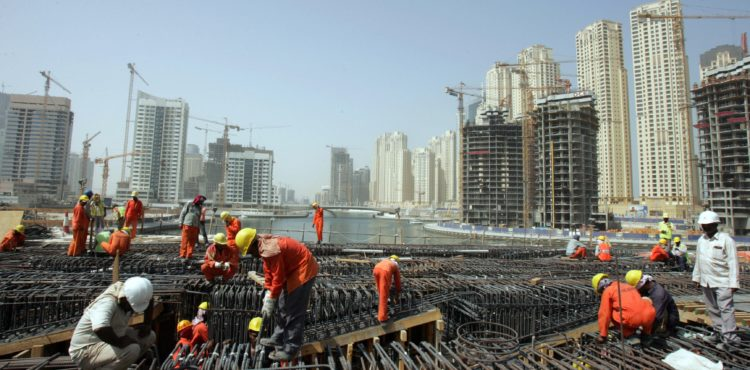 Construction Costs Remain Stable in UAE 2016