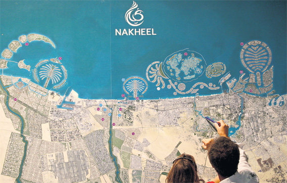 Nakheel Nears Recovery from Bank Debt