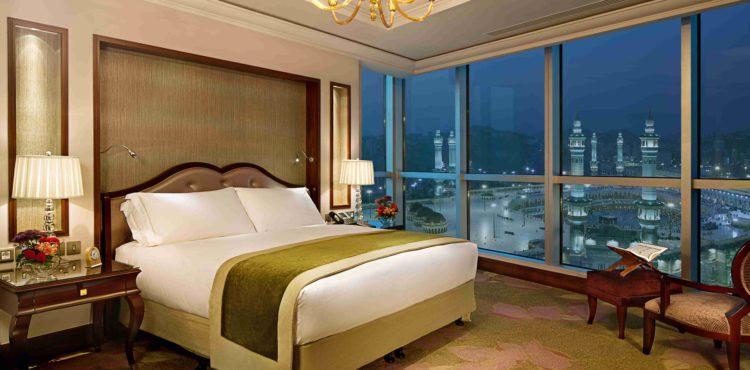 Mecca, Dubai Lead in Hotel Rooms Under Development