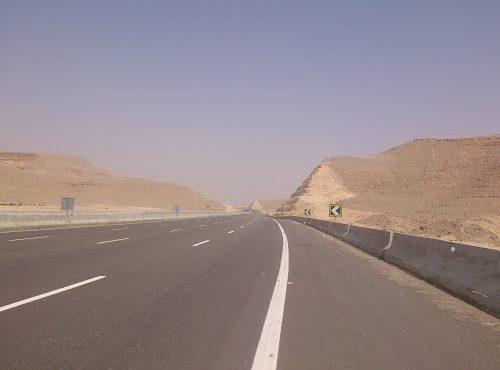 EGP 125M Dahab-Nuweiba Road Maintenance Project Inaugurated