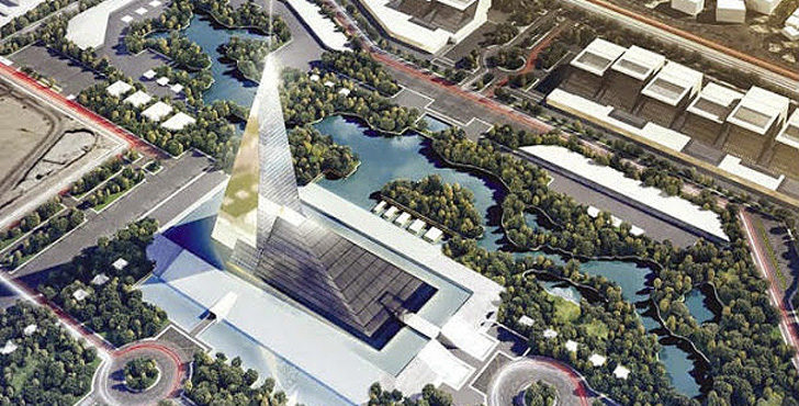 Developers Compete for Zayed Crystal Spark Project Using PPP