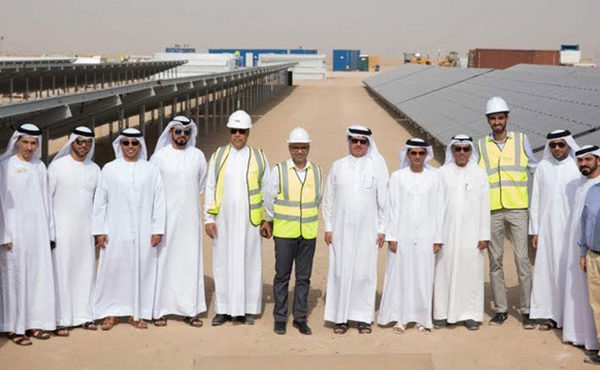 Dubai's Solar Park to be Operational by April