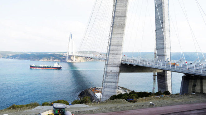 Turkey to Build New Bridge Between Europe and Asia