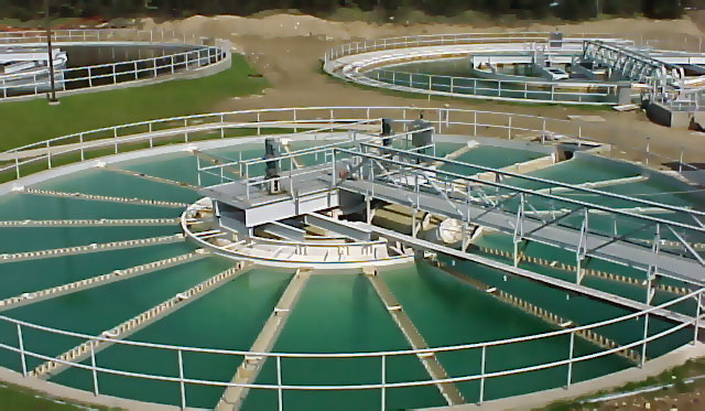 filtration process in water treatment plant pdf