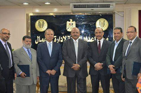 HCCD Subsidiaries Sign EGP 3 B Worth of Contracts