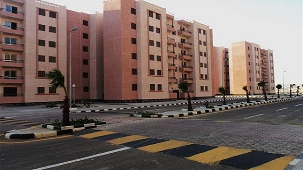 100 Social Housing Buildings Completed in New Aswan