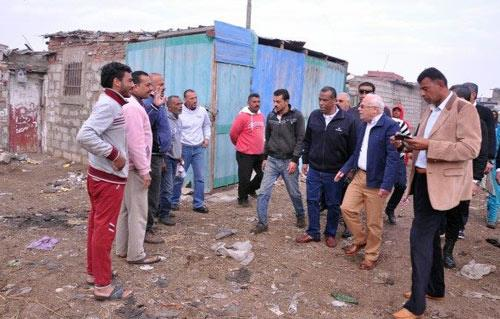 Slum Areas Enhanced in Several Governorates for EGP 1.5 Bn