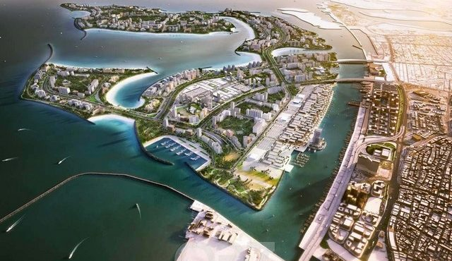 Nakheel to Launch Deira Islands Boulevard