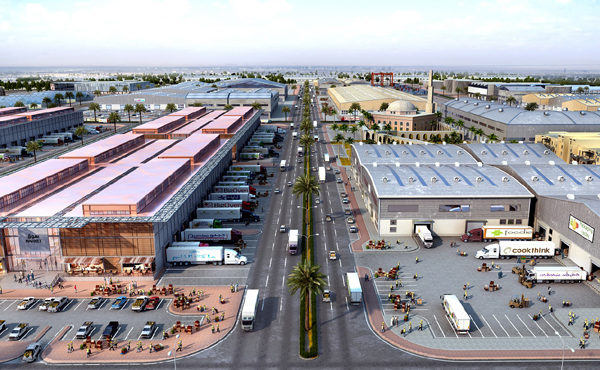 Dubai Wholesale City to Offer Leases to Companies