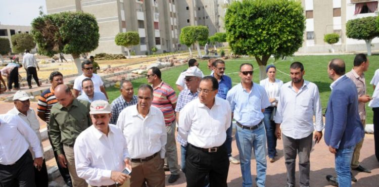 Dar Misr Housing Project Enters New Work Phase