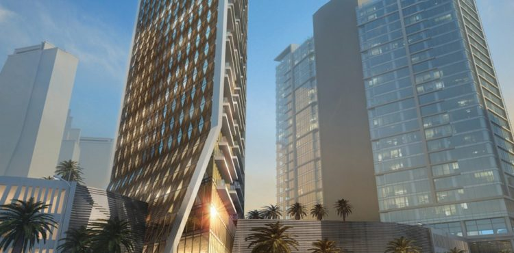 New Dubai Residential Aims Tower Meets Studio Shortage