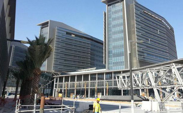 Abu Dhabi Medical City to be Completed in 2017