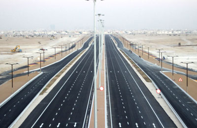 Qatar to Construct Road Projects Worth of $11B