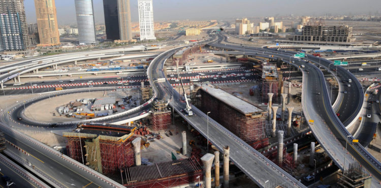 Bridges in Dubai's Bluewaters Island to be Completed This Year