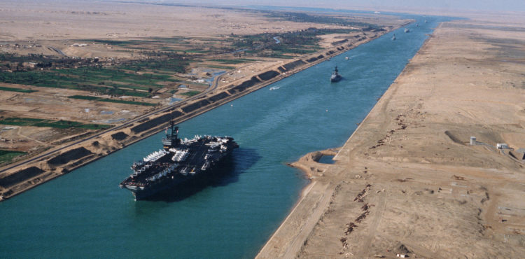 3 Suez Canal Tunnels to be Finalized by 2018
