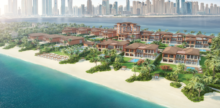 Forum Group to Launch Luxury Villas in Palm Jumeirah