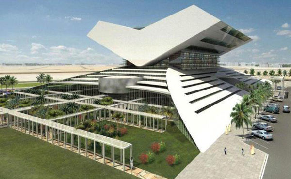 Dubai to Launch a Major Library Project