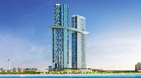 Nakheel Launches Sale of Twin Tower Projects