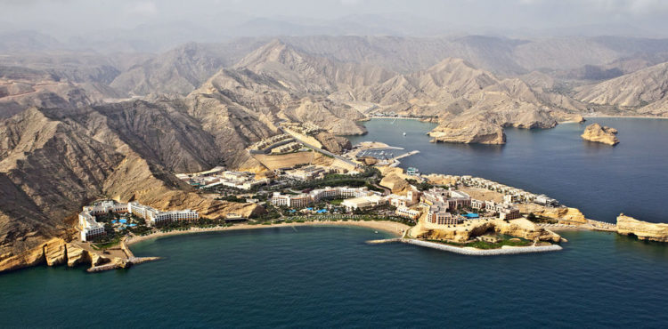 Oman Investment Fund Plans to Develop 'Muscat Riviera'