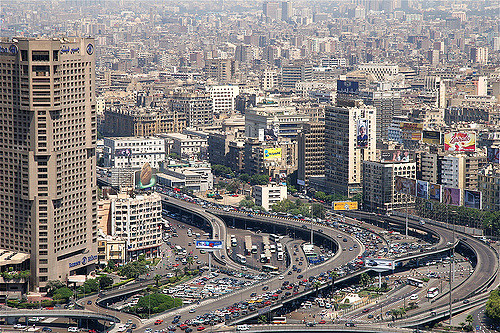 Greater Cairo Goes 'Back To The Future'