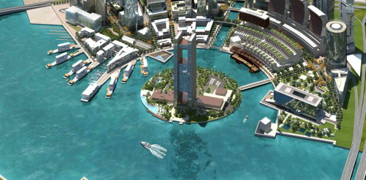 Bahrain Bay Introduces New Waterfront Project