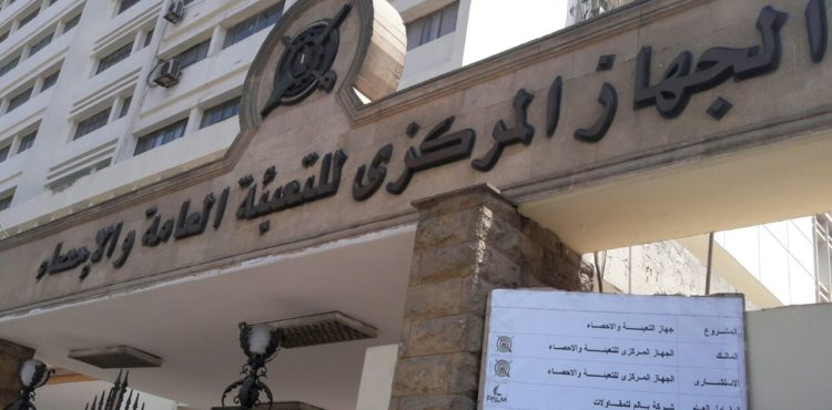 2017 Population Census to Cost Less Than EGP 800 mn