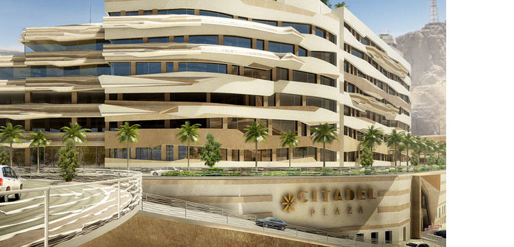 Alkan Group Launches $600 M Citadel Plaza Project