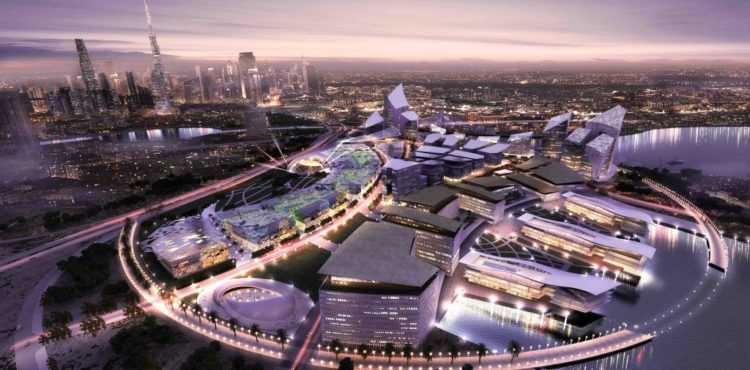Work On Stage Two of Dubai Design District Begins