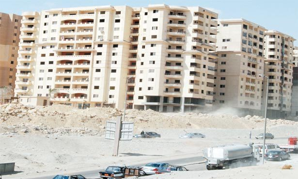Public Lottery to Distribute 7,941 Social Housing Units in Port Said