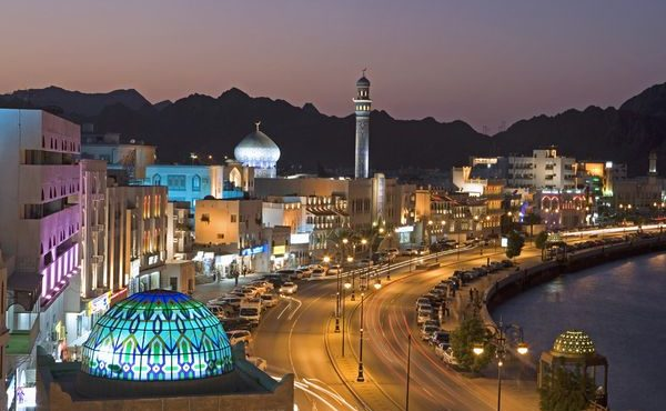 Oman's Real Estate Market in Recovery